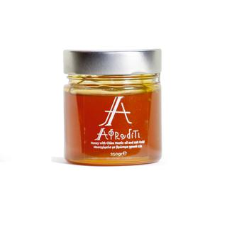 Honey With Chios Mastic Oil 250 gr