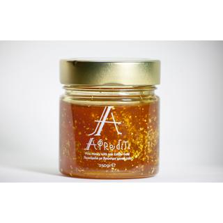 Pine Honey With Gold 22K 250 gr